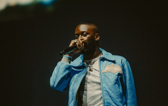 Goldlink for Soulection Experience @ The Shrine Auditorium 2/2/19.  Photo by Summer Dos Santos (@SummerDosSantos) for www.BlurredCulture.com.