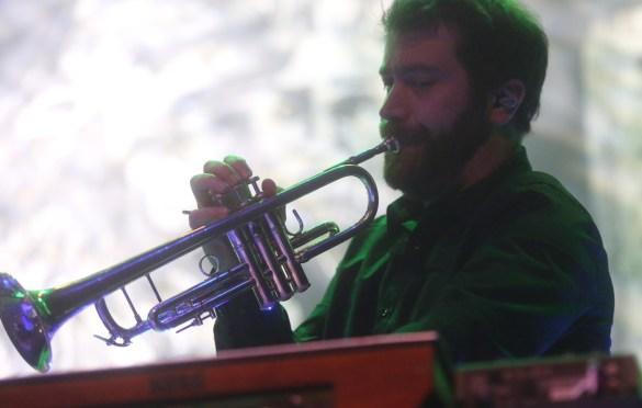 Cursive @ The Regent Theater 1/31/19. Photo by Simon Diaz (@thetragicblondes) for www.BlurredCulture.com.