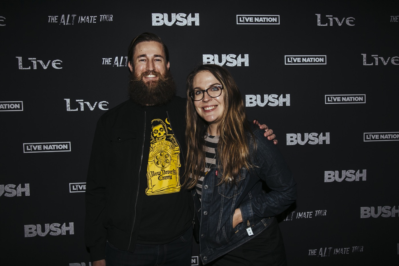 Bush and Live Rock out at the Roxy: Kicking off the ALTimit Tour