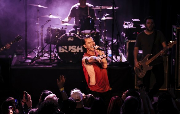 Bush @ The Roxy 3/12/19. Photo courtesy of MSO PR. Used with permission.