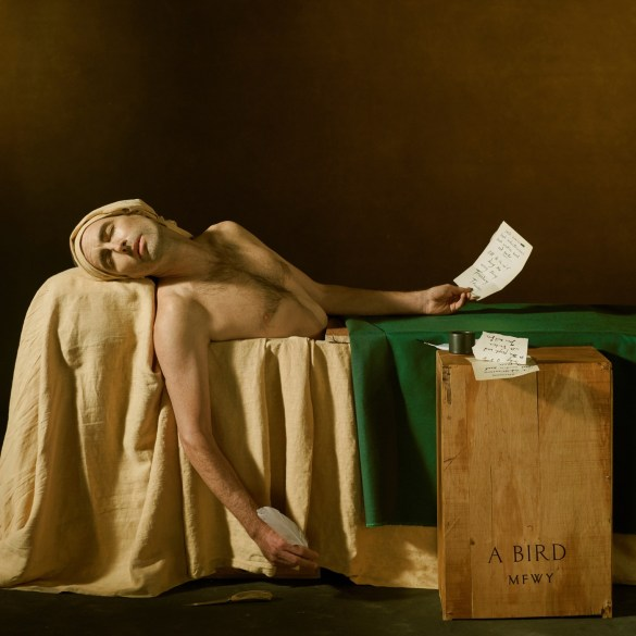 "Andrew Bird. ""My Finest Work Yet"" Album Cover."