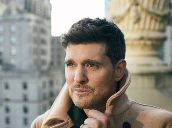 Michael Bublé. Press photo. Courtesy of Bruce Allen Talent. Used with permission.