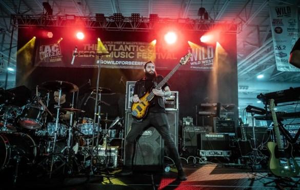 SensaMotion @ The Atlantic City Beer & Music Festival 3/30/19. Photo by Pat Gilrane Photo (@njpatg) for www.BlurredCulture.com.