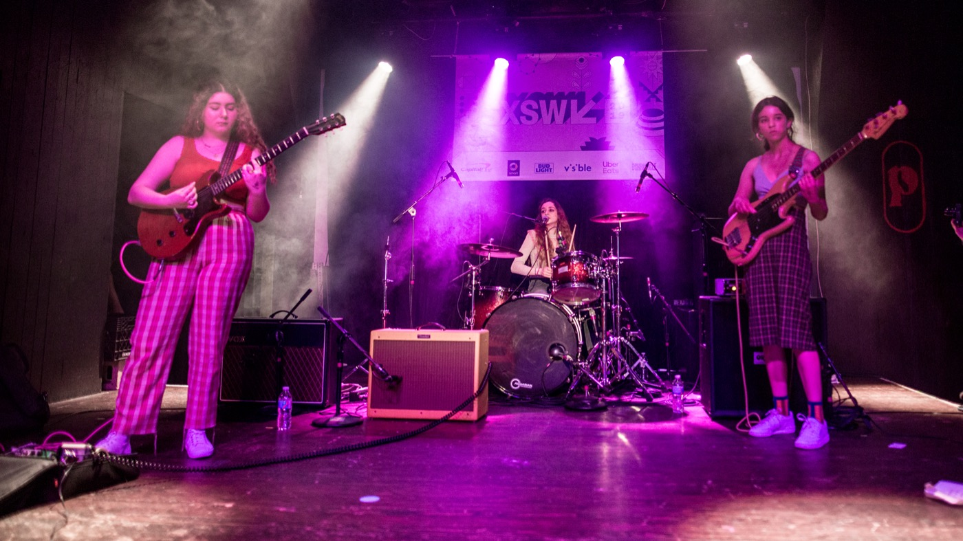 Pinky Pinky @ Parish for SXSW 3/12/19. Photo by Derrick K. Lee, Esq. (@Methodman13) for www.BlurredCulture.com.
