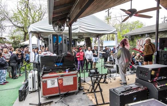 SXSW 2019 (Atmosphere). Photo by Derrick K. Lee, Esq (@Methodman13) for www.BlurredCulture.com.