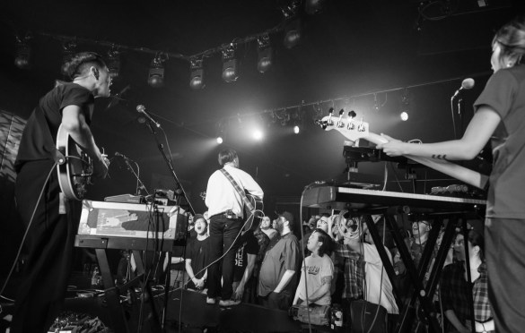 Run River North @ The Moroccan Lounge 4/26/19. Photo by Bryan Greenberg (@bdgstills). Used with permission.