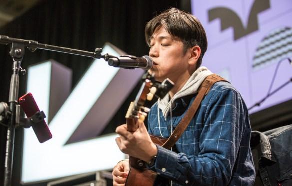 Big Phony @ Austin Convention Center for SXSW 3/16/19. Photo by Derrick K. Lee, Esq (@Methodman13) for www.BlurredCulture.com.