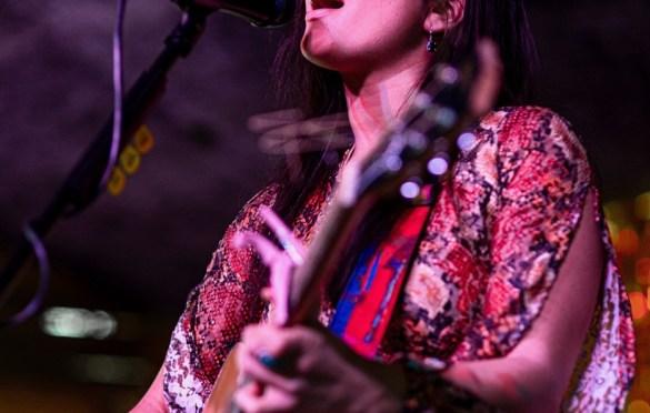 Jade Jackson @ Luck Reunion 3/14/19. Photo by Derrick K. Lee, Esq (@Methodman13) for www.BlurredCulture.com.