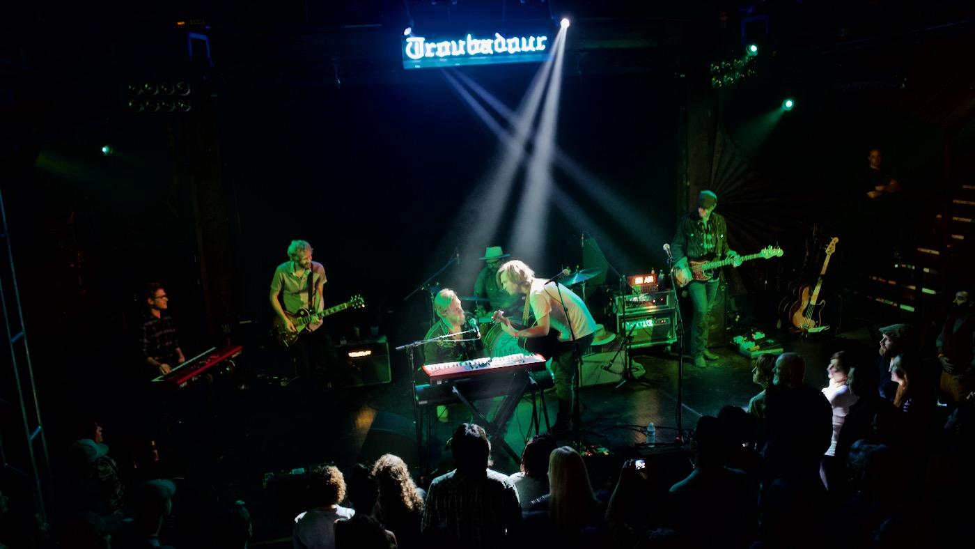 Jamestown Revival at Troubadour 11/30/14. Photo by Derrick K. Lee, Esq. (@Methodman13) for www.BlurredCulture.com.