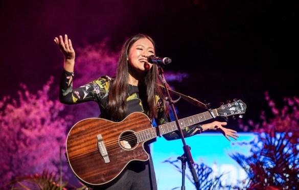 Katherine Ho for Identity LA: A Night Celebrating Asian American Pacific Islander Women @ Ford Theatres 5/11/19. Photo by Derrick K. Lee, Esq (@Methodman13) for www.BlurredCulture.com.