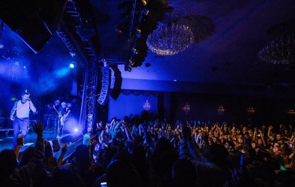Jake Miller @ El Rey Theatre 5/17/19. Photo by Derrick K. Lee, Esq (@Methodman13) for www.BlurredCulture.com.