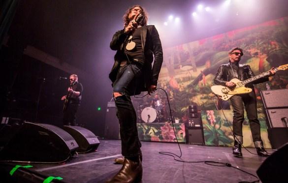 Rival Sons @ Fonda Theatre 5/9/19. Photo by Derrick K. Lee, Esq (@Methodman13) for www.BlurredCulture.com.