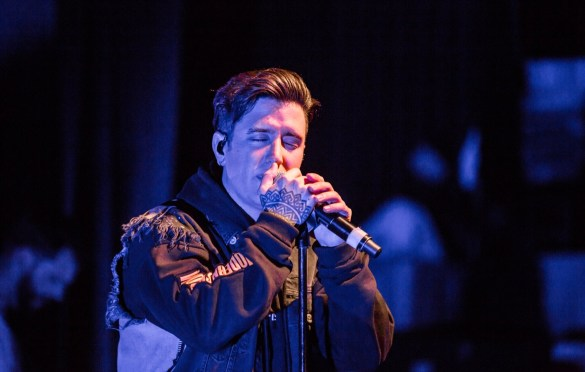 Logan Henderson @ El Rey Theatre 5/17/19. Photo by Derrick K. Lee, Esq (@Methodman13) for www.BlurredCulture.com.