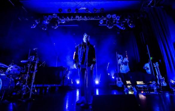 Logan Henderson @ El Rey Theatre 5/17/19. Photo by Derrick K. Lee, Esq (@Methodman13) for www.BlurredCulture.com.