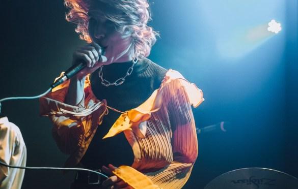 Twen at @ Headliner's Music Hall 6/29/19. Photo by Will Fenwick (@willfenwickness) for www.BlurredCulture.com.
