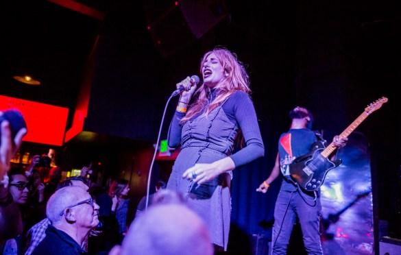 Ramonda Hammer @ The Echo 6/14/19. Photo by Derrick K. Lee, Esq. (@Methodman13) for www.BlurredCulture.com.