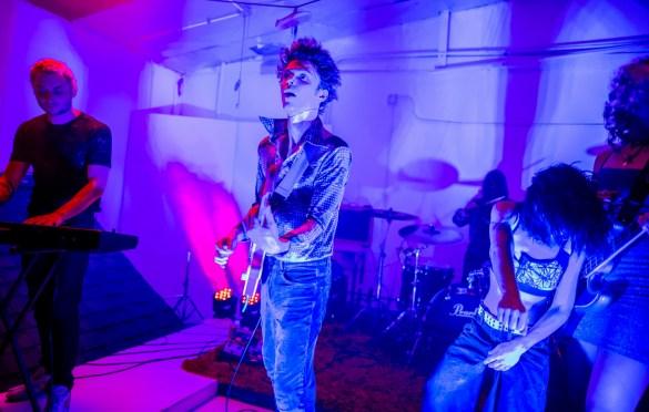 Kitten: Kitten Single Release Show @ Vocal Warehouse 8/23/19. Photo by Derrick K. Lee, Esq. (@Methodman13) for www.BlurredCulture.com.