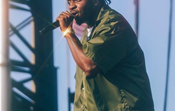 Pusha T @ Pitchfork Music Festival 7/19/19. Photo by Aubrey Wipfli (@aubreyy) for www.BlurredCulture.com.