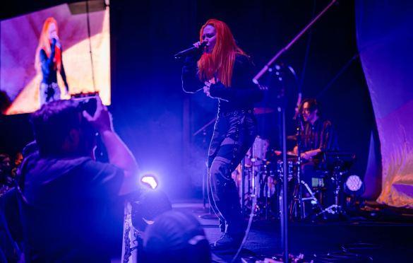 Now, Now @ Greek Theatre 9/19/19. Photo by Derrick K. Lee, Esq. (@Methodman13) for www.BlurredCulture.com.