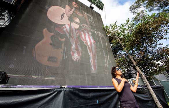 Atmosphere @ The Ohana Fest 9/28/19. Photo by Derrick K. Lee, Esq. (@Methodman13) for www.BlurredCulture.com.