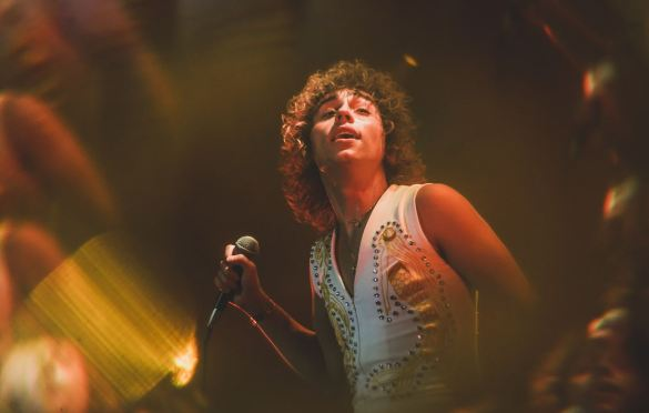 Greta Van Fleet @ Hollywood Palladium 10/5/19. Photo by Betsy Martinez (@BetsyMartinezPhotography) for www.BlurredCulture.com.