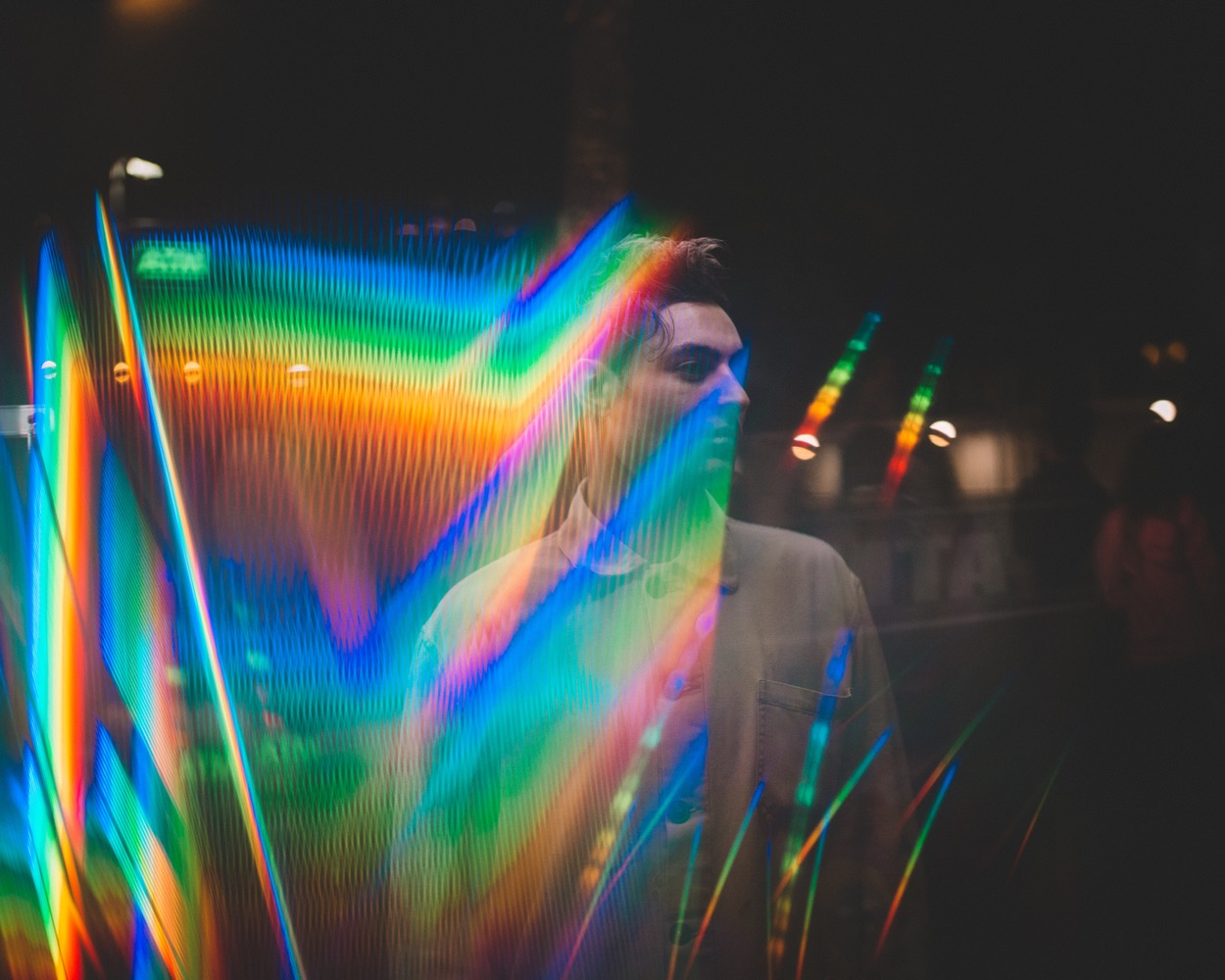 Yoke Lore. Photo by Jacob Wandel. Courtesy of the artist. Used with permission.