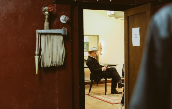 Backstage, Back 2 School @ Palace Theater. Photo by Elli Lauren. Courtesy of The D'Addario Foundation. Used with permission.