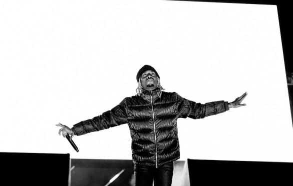 Playboi Carti @ Day N Vegas 11/2/19. Photo by Ian Zamorano (@ChamoIsDead) for www.BlurredCulture.com.