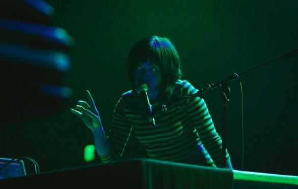Lealani @ Fonda Theater 10/31/19. Photo by Joe Cortez, Jr. (@celluloidannoyed) for www.BlurredCulture.com.