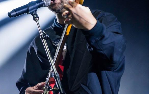 Unknown Mortal Orchestra @ Intersect Music Festival 12/6/19. Photo by Derrick K. Lee, Esq. (@Methodman13) for www.BlurredCulture.com.