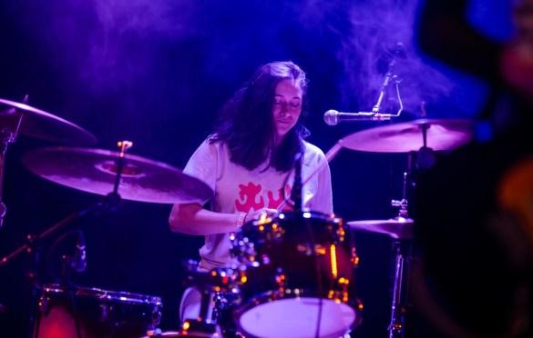 Potty Mouth @ The Satellite 1/15/20. Photo by Derrick K. Lee, Esq. (@Methodman13) for www.BlurredCulture.com.