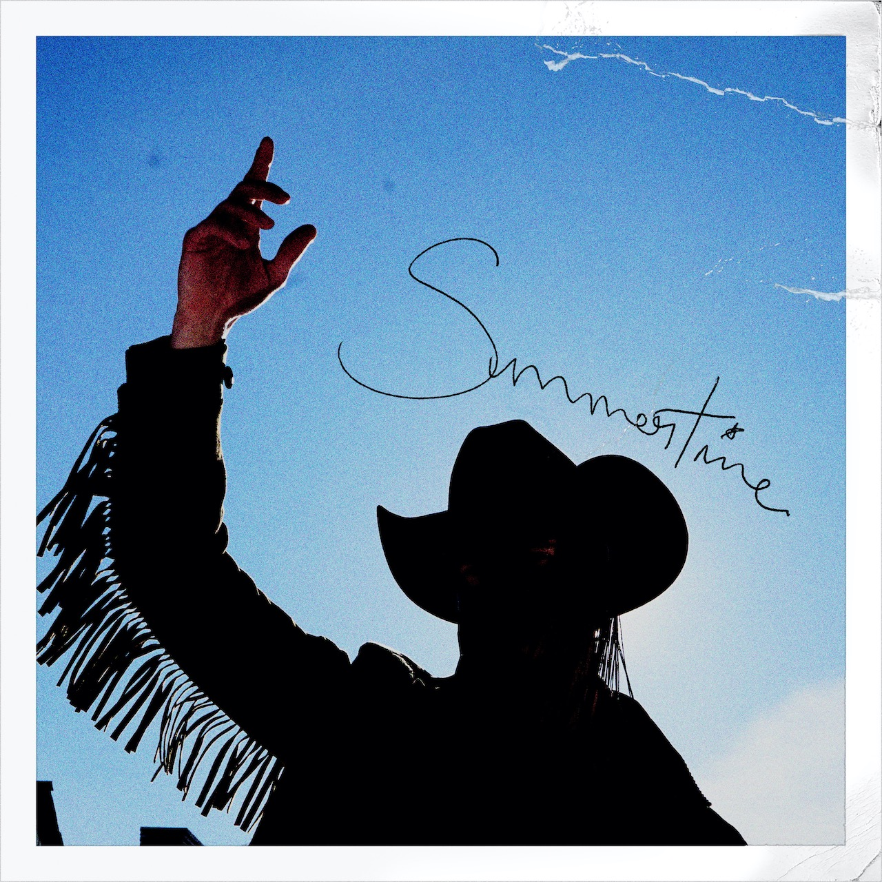 Orville Peck Summertime Cover Art . Courtesy of the Columbia Records. Used with permission.