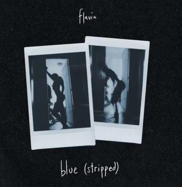 Flavia- Blue (Stripped)- Cover
