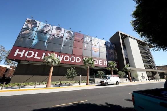 Warner Bros. Studio Tour Hollywood Grand Re-Opening
