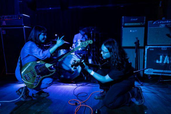 MoonFuzz @ El Cid 6/30/21. Photo by Derrick K. Lee, Esq. (@Methodman13) for www.BlurredCulture.com.