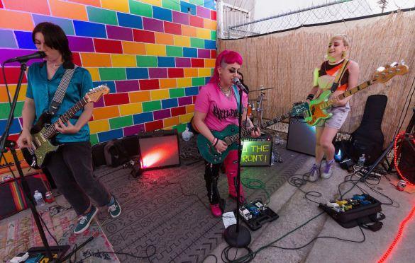 Madame Munchie Presents Potty Mouth 8/7/21. Photo by Derrick K. Lee, Esq. (@Methodman13) for www.BlurredCulture.com.