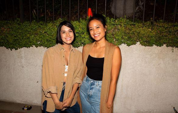 Rue @ LA Music Scene Private Party 8/28/21. Photo by Derrick K. Lee, Esq. (@Methodman13) for www.BlurredCulture.com.