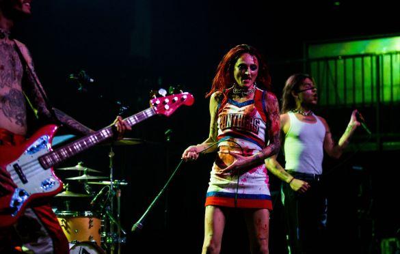 Royal & The Serpent at The Fonda 9/2/21. Photo by Derrick K. Lee, Esq. (@Methodman13) for www.BlurredCulture.com.