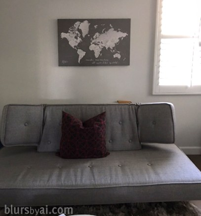 world map canvas detailed grayscale