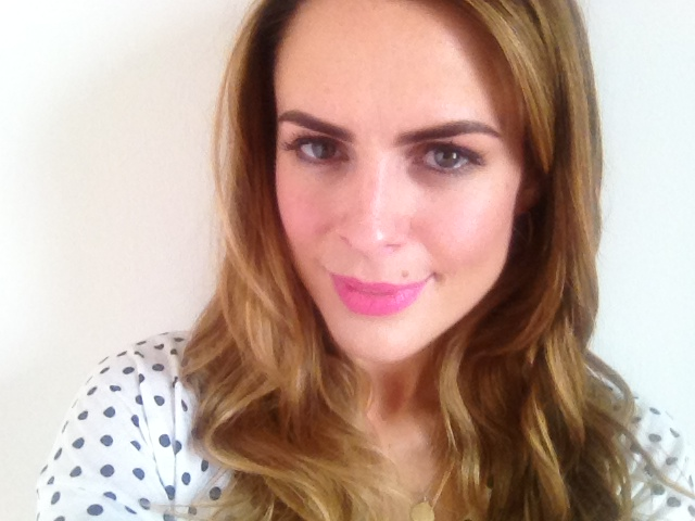 The Brow Artist Dublin Blusher And Blogging