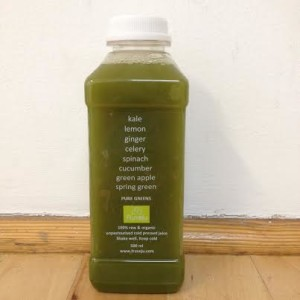 Fruveju Pure Greens
