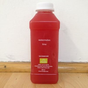 Fruveju 'Watermelime' Juice