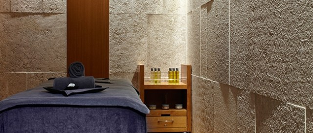 Bulgari Spa Treatment Room