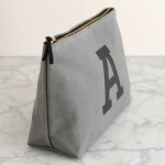 Alphabet Wash Bag