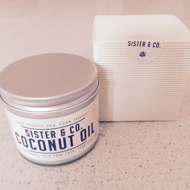 Sister & Co Coconut Oil