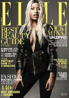 elle cover,april issue,2013