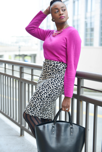 radiant orchid sweater