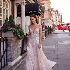 Blushing Bridal Boutique ,MillaNova, Molly, Blooming London, New Collection 2019,bridal-wedding-wedding gown-Mississauga-woodbridge-vaughan-toronto-gta-ontario-canada-montreal-buffalo-NYC-california