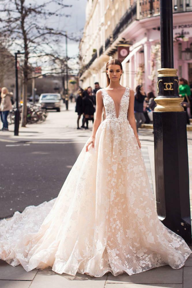 Blushing Bridal Boutique ,MillaNova, Sienna, Blooming London, New Collection 2019,bridal-wedding-wedding gown-Mississauga-woodbridge-vaughan-toronto-gta-ontario-canada-montreal-buffalo-NYC-california