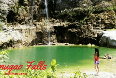 Camugao Falls, The Hidden Gem of Balilihan Bohol | Blushing Geek